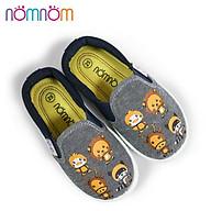 Giày trẻ em Nomnom EP B1952 Ghi thumbnail