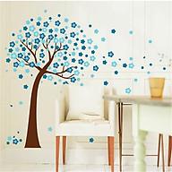 Decal dán tường cây nhà lá vườn cho bé AM9228 thumbnail