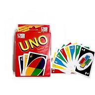 Bộ bài Uno Giấy cứng giải trí thumbnail