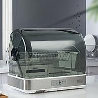 Máy Sấy Chén Bát 2 tầng Dung tích 45L công nghệ khử trùng tia UV Máy sấy bát đĩa khử khuẩn hàng chất lượng cao -Hàng chính hãng thumbnail