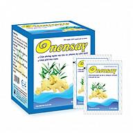Thực phẩm chức năng Ononsay- Chống say tàu xe bằng thảo dược thumbnail