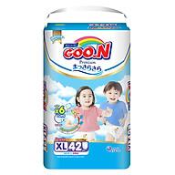 Tã Quần Goo.n Premium Gói Cực Đại XL42 (42 Miếng) thumbnail
