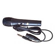 MICRO karaoke có dây dài 1.5m jack 6.5 - Hàng nhập khẩu thumbnail