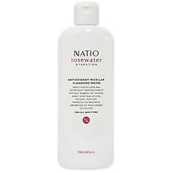 Nước Tẩy Trang Dưỡng Ẩm Da Natio Rosewater Hydration Antioxidant Micellar Cleansing Water 250ml thumbnail