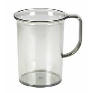 Camellia Cup Cup Brushing Cup Plastic Mug Lele Series Gray 054002 thumbnail