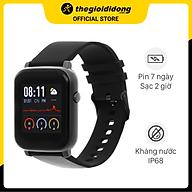 Đồng hồ thông minh BeU B1 Đen - Hàng chính hãng thumbnail