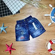 Quần Short Jean BT U23 thumbnail