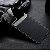 Ốp lưng da kính cao cấp hiệu Delicate dành cho SamSung Galaxy S21 Ultra - Hàng chính hãng thumbnail