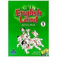 English Land 1 Activity Book with CD thumbnail