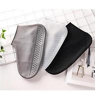 Bọc giày đi mưa silicon thumbnail