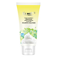 Sữa Rửa Mặt Tạo Bọt Và Dưỡng Trắng Da It s Well Plus Snail Calendula Prestige Bubble & Whitening All In One Foaming Cleanser CPFC-B (150ml) thumbnail