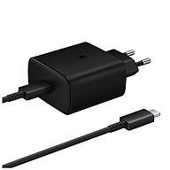 [CÓC SẠC] Củ sạc 45W siêu nhanh Adapter Fast Charging dùng cho điện thoại Samsung Galaxy Note 10+ ( Kèm cáp sạc) - Hàng nhập khẩu thumbnail
