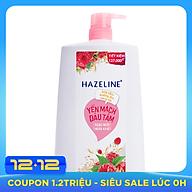 Sữa Tắm Dưỡng Sáng Da Hazeline Yến Mạch - Dâu Tằm 67146069 (1200g) thumbnail