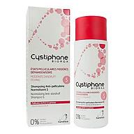 Dầu Gội hỗ trợ điều trị Gàu Chuyên Biệt Cystiphane Biorga Anti - Dandruff Shampoo DS (200ml) thumbnail