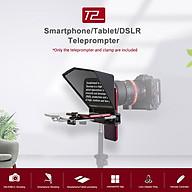 Máy nhắc chữ Bestview T2 hỗ trợ điện thoại máy tính bảng máy ảnh DSLR với điều khiển từ xa và vải vệ sinh mặt len thumbnail