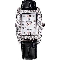 Đồng hồ nữ chính hãng Royal Crown 6111ST đen thumbnail
