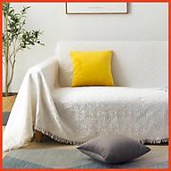 Thảm Phủ Sofa Phong Cách Bắc Âu Sang Trọng có 2 Kích thước thumbnail