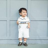 Bộ áo kèm quần Xe Lửa 2 Chaiko House SXL201 thumbnail