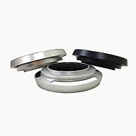 Hood kim loại kiểu Leica phi 40.5mm cho ống kính kit 16-50mm- HÀNG CHÍNH HÃNG thumbnail