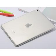 Ốp lưng silicon dẻo trong suốt dành cho iPad Pro 10.5 thumbnail