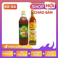 Combo Mật Ong Thiên Nhiên 5 Sạch Honeyboy 500ml và Mật Ong Thô Honeyboy 1000ml thumbnail
