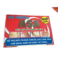 Xà bông tắm Asa 120g hỗ trợ diệt khuẩn gây mụn, nấm, lác và các bệnh ngoài da thumbnail