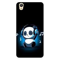 Ốp lưng dẻo cho điện thoại Oppo Neo 9 (A37) _Panda 05 thumbnail
