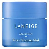 Mặt Nạ Ngủ Dưỡng Ẩm Và Thanh Lọc Da Laneige Miniature Water Sleeping Mask (25ml) thumbnail