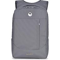Balo laptop cao cấp 15.6 inch (Macbook 17inch) Mikkor The Arthur Premier thiết kế hiện đại, chống thấm nước, ngăn đựng rộng rãi, ngăn laptop riêng biệt, thân sau và quai đeo được thiết kế với mút EVA dày và êm ái, thoáng nhiệt thumbnail