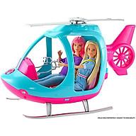 Búp bê Barbie vi vu cùng trực thăng FWY29 thumbnail