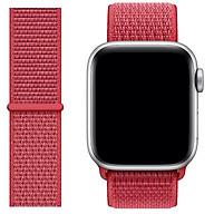 Dây đeo Sport loop Nylon cho Apple Watch - màu đỏ đủ Size PhanhDuong Hàng chính hãng thumbnail