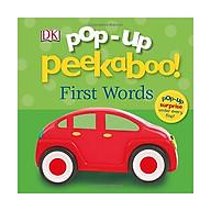 Pop Up Peekaboo First Words thumbnail