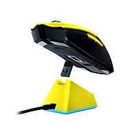Razer Viper Ultimate Cyberpunk 2077 Edition Wired&Wireless Mouse with HyperSpeed Technology 20000DPI FOCUS+ Sensor thumbnail