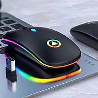 Chuột Wireless Fantech MX Master (Cổng sạc MICRO USB - Có Thể Sạc Lại) - Hàng Chính Hãng VN A thumbnail