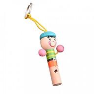 Còi gỗ đồ chơi cho bé - đồ chơi gỗ thumbnail