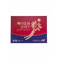 Nước Hồng Sâm Quả Mọng Cung Cấp Collagen Và Vitamin Berry Red Ginseng Plus 360g (12g x 30 gói) Hàng Nhập Khẩu Cao Cấp thumbnail