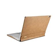 Ốp da bò Surface Book s1 & s2 - sản phẩm ICARER Hàng chính hãng thumbnail