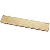 Kê tay bàn phím cơ Filco gỗ Hokkaido (Size L) - Hàng Chính Hãng thumbnail