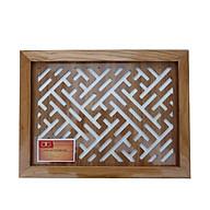 Tấm chống ám khói hương bàn thờ mẫu không chữ chữ vạn -TL300 thumbnail