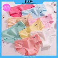 Bộ 5 Quần Lót Cotton 15 Màu Siêu Đẹp thương hiệu BAW TN08 thumbnail