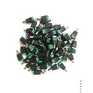 Bộ 100 jack cắm nguồn điện DC đuôi đực thumbnail