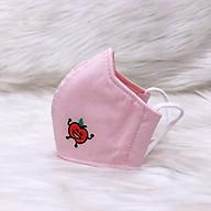 Khẩu Trang Trẻ Em Màu Duy Ngọc Cao Cấp dành cho bé từ 1 tuổi đến 3 tuổi , hàng chính hãng, (GIAO MÀU NGẪU NHIÊN) ( (9852) thumbnail
