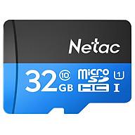 Thẻ nhớ Netac 32Gb Class 10 - Hàng nhập khẩu thumbnail