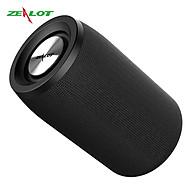 Loa bluetooth Zealot hàng chính hãng với phiên bản bluetooth, 5.0 màng loa kép cho âm thanh 3D sống động cực hay, kết nối ổn định thumbnail