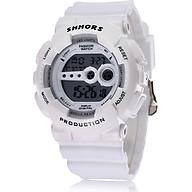 Đồng hồ nam nữ thể thao dây nhựa cao cấp Shhors thumbnail