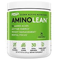 Tăng cơ - Giảm mỡ - Phục hồi năng lượng Amino Lean của RSP - 30 Liều Dùng - Mùiị Green Apple thumbnail