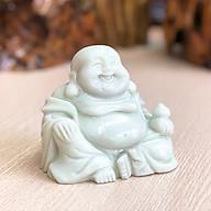 Tượng Phật Di Lặc đá tự nhiên - Roxi thumbnail