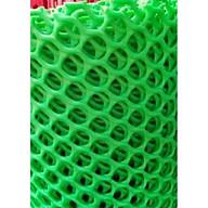 Lưới nhựa xanh 1m thumbnail
