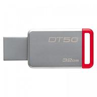 USB Kingston DataTraveler DT50 32GB - USB 3.1 - Hàng chính hãng thumbnail