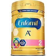 3 Hộp Sữa Bột Enfamil A+ 2 (830g) thumbnail